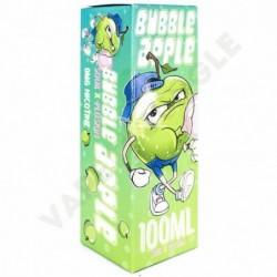 Panda's Yummy 100ml 0mg+Booster Bubble Apple
