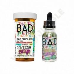 Bad Drip Salts 30ml 45mg Dont Care BEAR