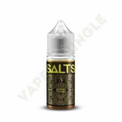Glitch Sauce Salts 30ml 25mg Golden Mango