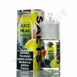 Juice Head Salt 30ml 25mg Blueberry Lemon