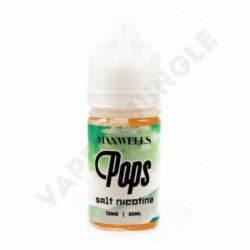 MAXWELLS Salt 30ml 12mg Pops
