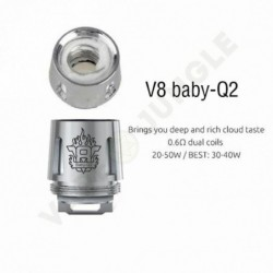 испаритель Smok V8 Baby Q2 0.4 Ом