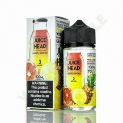 Juice Head 100ml 3mg Pineapple Grapefruit