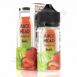Juice Head 100ml 3mg Strawberry Kiwi