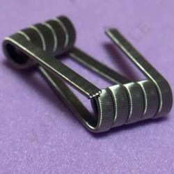 Спираль Quadro Fused (4*0.4k + 0.1ni) (на плату/мехмод)