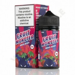 Fruit Monster 100ml 3mg Mixed Berry
