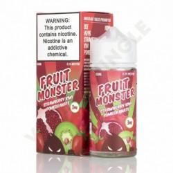 Fruit Monster 100ml 3mg Strawberry Kiwi Pomegranate