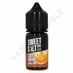 Sweet Salt VPR 30ml 45mg Coffee Break