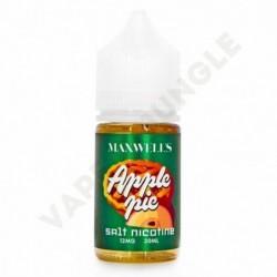 MAXWELLS Salt 30ml 12mg Apple Pie