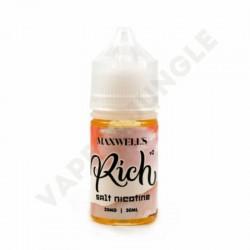 MAXWELLS Salt 30/12 Rich Waterberry V2