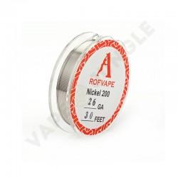 проволока Rofvape Nickel 24GA 0,5mm 10m