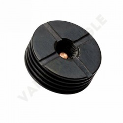 Радиатор 510 25мм черный