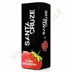 Santa Cruze 100ml 0mg+Booster Guava Strawberry