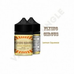 Flying Circus 60ml 3mg Lemon Squeeze