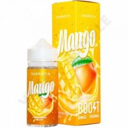 MAXWELLS 100ml 0mg Mango