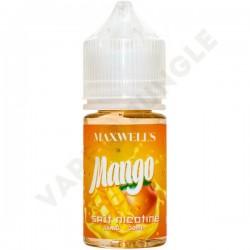 MAXWELLS Salt 30ml 12mg Mango