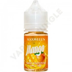 MAXWELLS Salt 30ml 20mg Mango