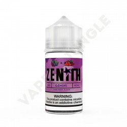 Zenith 60ml 3mg Gemini
