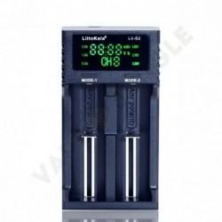 Зарядное устройство Liitokala S2 21700