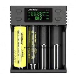 Зарядное устройство Liitokala S4 21700