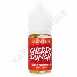 MAXWELLS Salt 30ml 20mg Cherry Punch