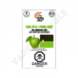 EON Pods Sour Apple 60mg (1шт)