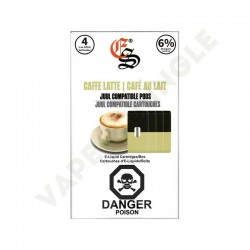 EON Pods Caffe Latte 60mg (1шт)
