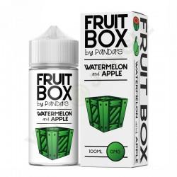 Panda`s Fruit Box 100ml 0mg+Booster Watermelon Apple