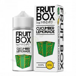 anda`s Fruit Box 100ml 0mg+Booster Cucumber Lemonade