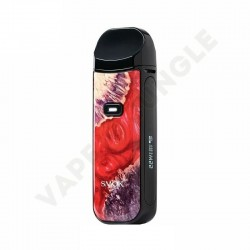 SMOK Nord 2 Pod 1500mAh Kit Red Stabilizing Wood