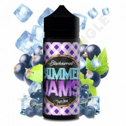 Summer Jams 100ml 3mg Blackcurrant