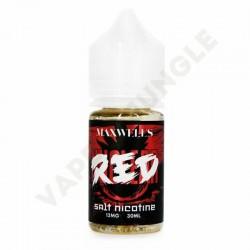 MAXWELLS Salt 30ml 20mg RED