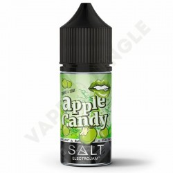 ElectroJam Salt 30ml 20mg Apple Candy