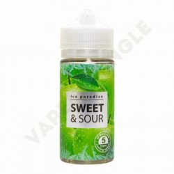Ice Paradise 100ml 3mg Sweet&Sour