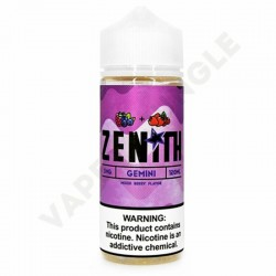Zenith 120ml 3mg Gemini