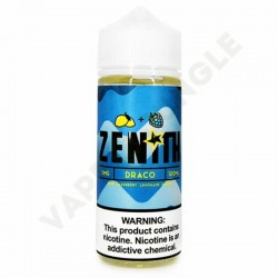 Zenith 120ml 3mg Draco