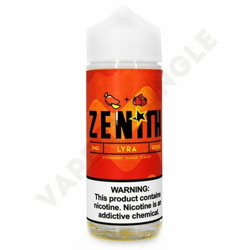 Zenith 120ml 3mg Lyra