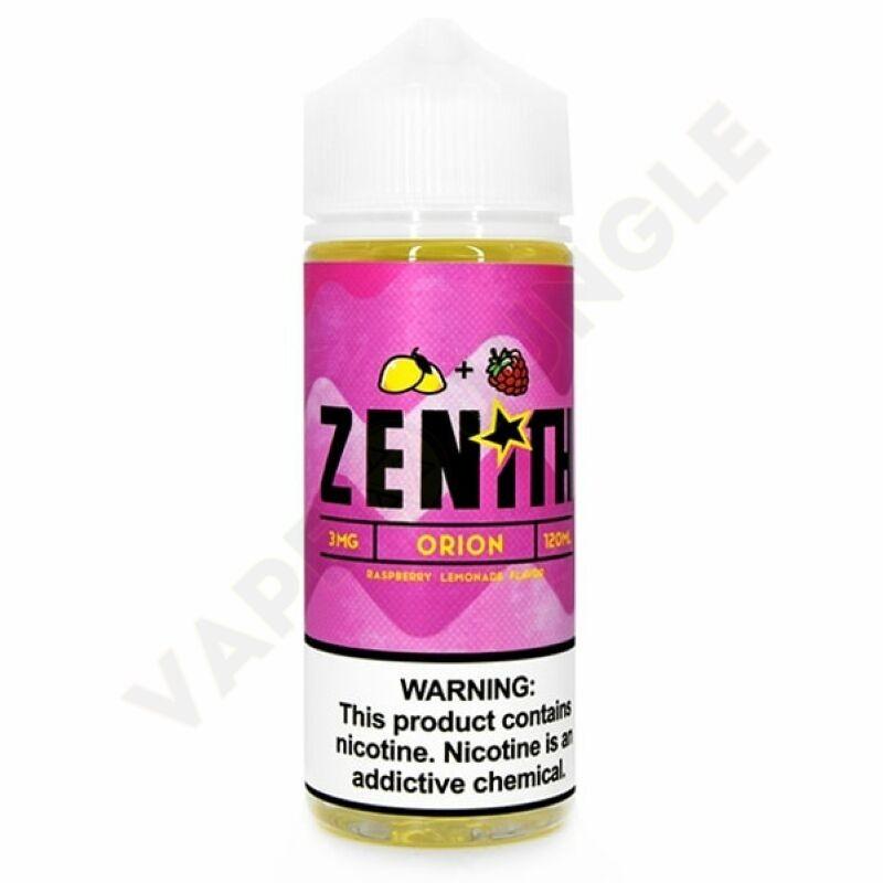 Zenith 120ml 3mg Orion