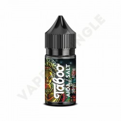 Taboo Salt 30ml 12mg Aida