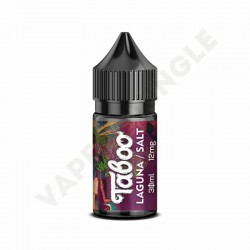 Taboo Salt 30ml 12mg Laguna