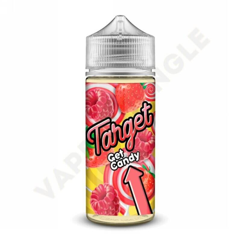 TARGET 120ml 3mg Get Candy