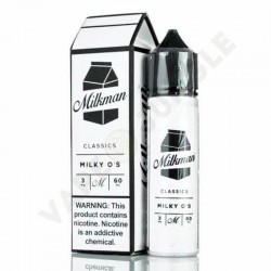 The Milkman 60ml 3mg Milky O'S