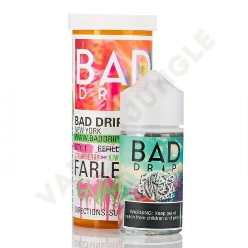 Bad Drip 60ml 3mg FARLEY'S GNARLY SAUCE
