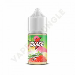 Blaze Salt STRONG 30ml 20mg Strawberry Banana Gum