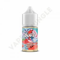 Blaze On Ice Salt STRONG 30ml 20mg Raspberry Watermelon Candy