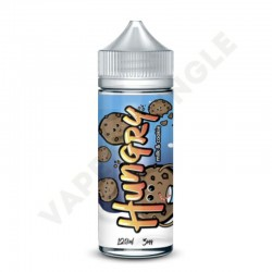 Hungry 120ml 3mg Milk&Cookie