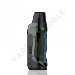 GeekVape Aegis Boost LE Bonus 1500mAh Pod Mod Kit Midnight Green