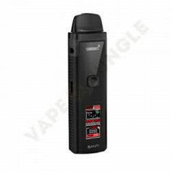 Smoant Santi Pod Kit 1100mAh 40W Full Black