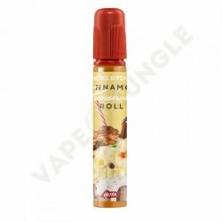 SK Overshake Ultra Salt 30ml 20mg Cinnamon Roll