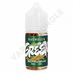 MAXWELLS Salt 30ml 12mg Green